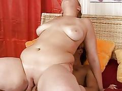Chubby Valerie fucked hard in different positions