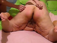 bad girl agreed to get a spanking
