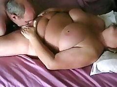 mature bbw who loves being eaten, then climbs on for a ride