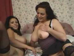 BBW Lesbians Got at It